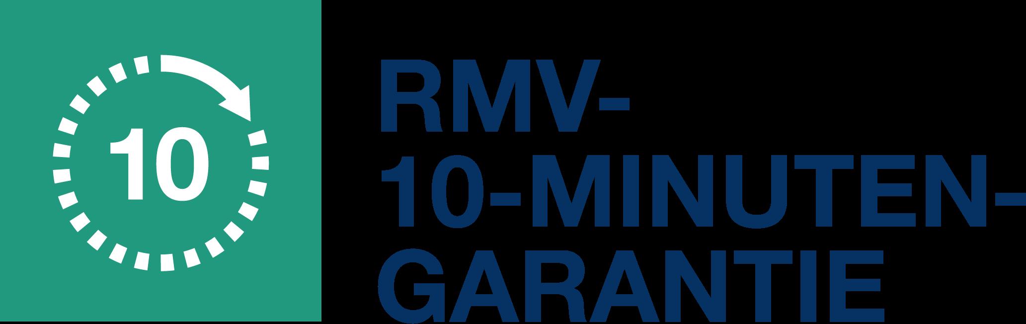 Link zur 10-Minuten-Garantie des RMV